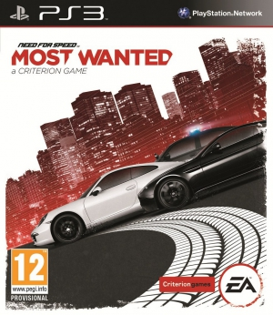 Need for Speed: Most Wanted (2012) (PS3, XBOX 360)