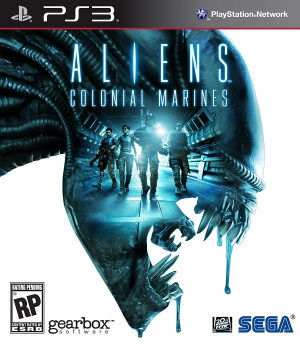 Aliens: Colonial Marines ( PS3, XBOX 360)