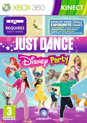 Just Dance: Disney Party ( XBOX 360 Kinect)