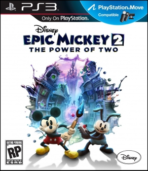 Epic Mickey 2: The Power of Two (PS3, Xbox 360)