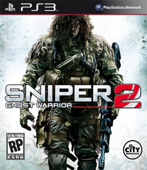 Sniper: Ghost Warrior 2: Снайпер Воин Призрак 2 (PS3, Xbox 360)