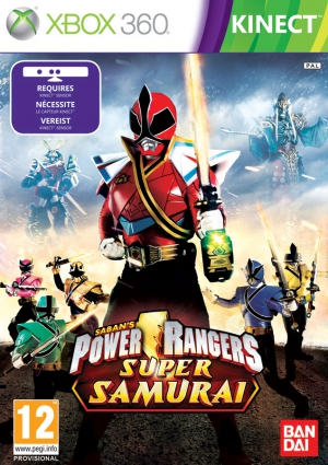 Power Rangers Super Samurai (XBox 360 Kinect)