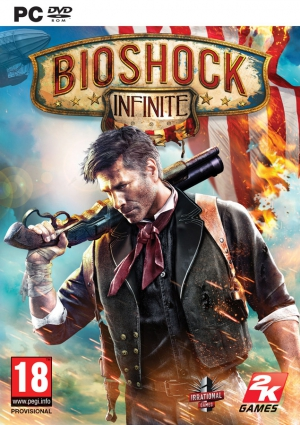 BioShock Infinite (Dvd-Box)