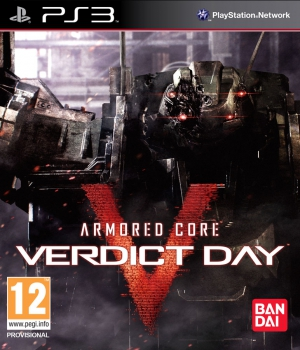 Armored Core: Verdict Day (PS3, Xbox 360)