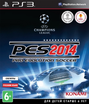 Pro Evolution Soccer 2014 (PS3, XBox 360)