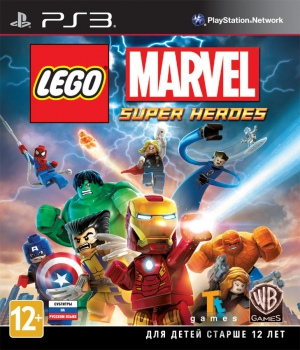 LEGO Marvel Super Heroes ( PS3, XBox 360)