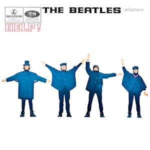 The Beatles - Help (LP)