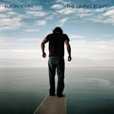 Elton John - «The Diving Board» (LP)