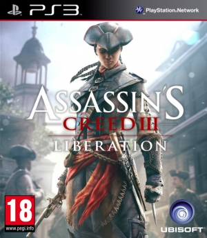 Assassin's Creed Liberation (Освобождение) HD (PS3, XBox 360)