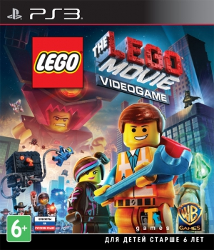 LEGO Movie Videogame ( PS3, PS4, XBox 360)