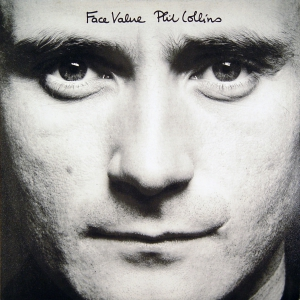 Phil Collins - Face Value (LP)