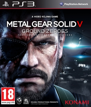 Metal Gear Solid V: Ground Zeroes (PS3, PS4)