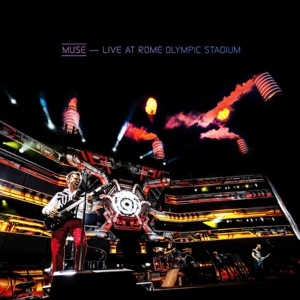Muse - Live Rome Olympic Stadium (CD+DVD)