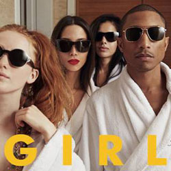 Pharrell Williams - Girl (LP)