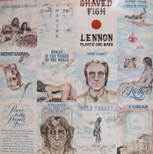 John Lennon - Shaved Fish (LP)
