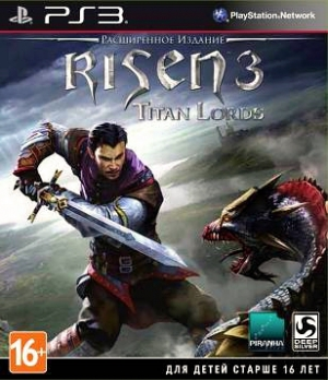 Risen 3: Titan Lords (PS3, XBox 360)