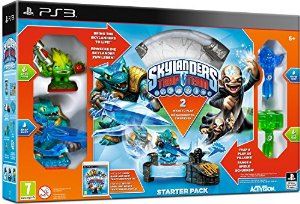 Skylanders Trap Team (PS3, PS4)