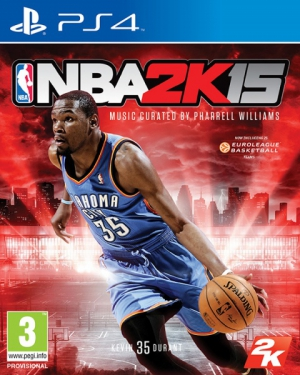 NBA 2K15 (PS4, XBox One)