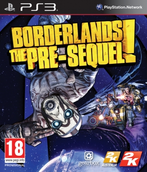 Borderlands: The Pre-Sequel (PS3, XBox 360)