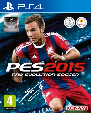 Pro Evolution Soccer 2015 (PES 15) (PS4, XBox One)