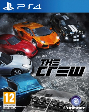 The CREW (PS4, XBox 360, XBox One)