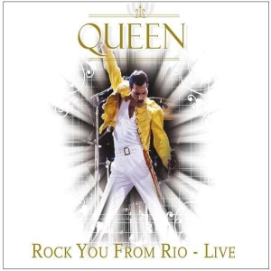 Queen - Rock You From Rio Live (LP)