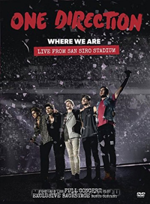 One Direction - We Are: Live From San Siro Stadium (DVD)