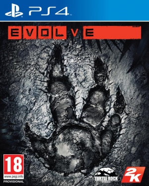 Evolve (PS4, XBox One)