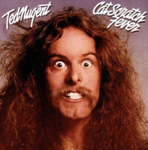 Ted Nugent - Cat Scratch Fever (LP)