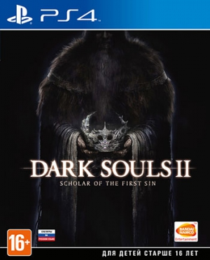 Dark Souls II: Scholar of the First Sin (PS4, XBox One)