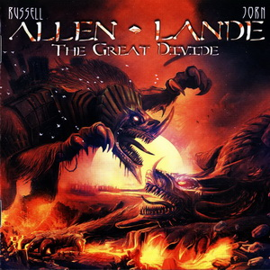 Jorn Lande, Russell Allen - The Great Divide