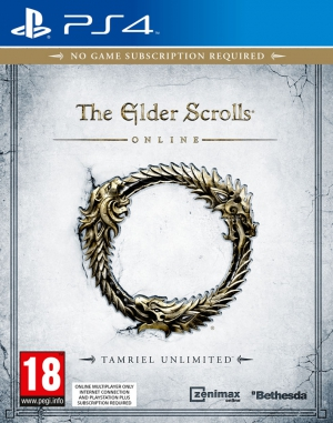 The Elder Scrolls Online: Tamriel Unlimited (PS4, XBox One)