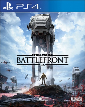 Star Wars: Battlefront (PS4, XBox One)