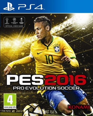 Pro Evolution Soccer (PES) 2016 (PS4, XBox One)