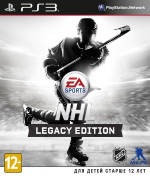 NHL 16. Legacy Edition (PS3, XBox 360)