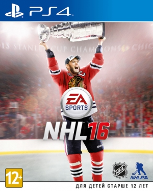 NHL 16. Legacy Edition (PS4, XBox One)