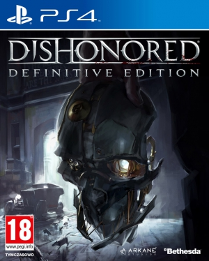 Dishonored Definitive Edition (PS4, XBox One)