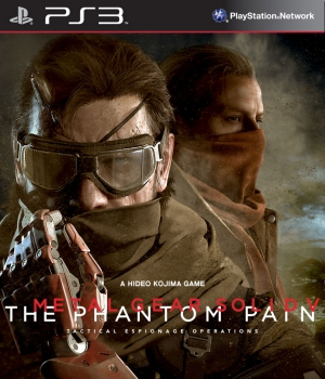 Metal Gear Solid V: The Phantom Pain (PS3, XBox 360)