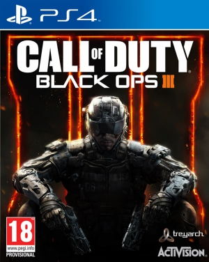 Call of Duty: Black Ops 3 (PS4, XBox One)