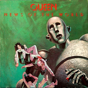 Queen - News Of The World (LP)