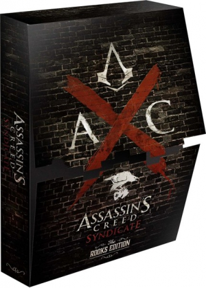 Assassin's Creed Синдикат - The Rooks Edition