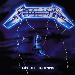Metallica - Ride the Lightning (LP)