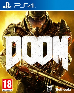 DOOM (PS4, X-Box One)