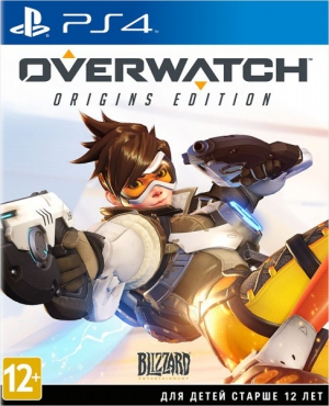 Overwatch: Origins Edition (PS4, X-Box One)