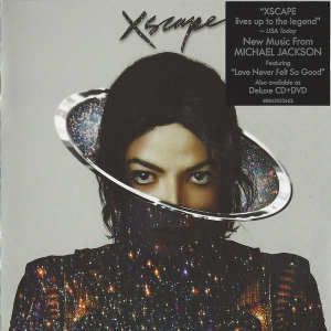 Michael Jackson - XSCAPE (LP)