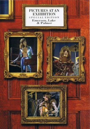 Emerson, Lake & Palmer – Pictures At An Exhibition - Special Edition (DVD)