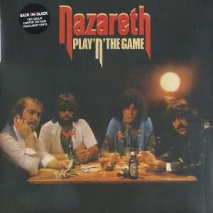Nazareth - Play 'n' the Game (LP)