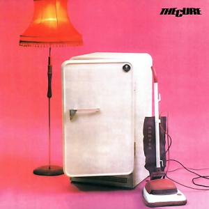 The Cure - Three Imaginary Boys (LP)