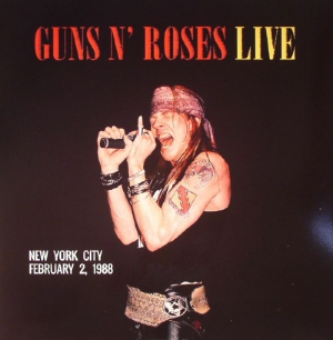 Guns N Roses - Live In New York City (LP)