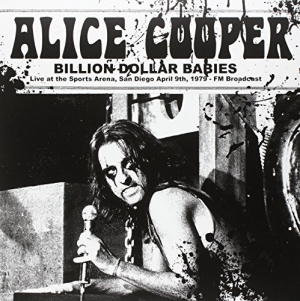 Alice Cooper - Billion Dollar Babies Live (LP)